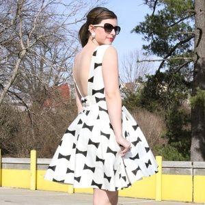 "Kate Spade ""Marilyn"" Bow Tie Dress"
